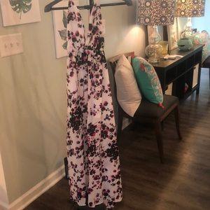 Gorgeous halter dress